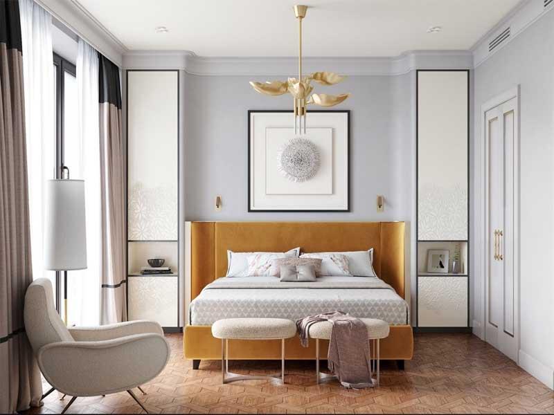 Xu hướng thiết kế phòng ngủ đẹp