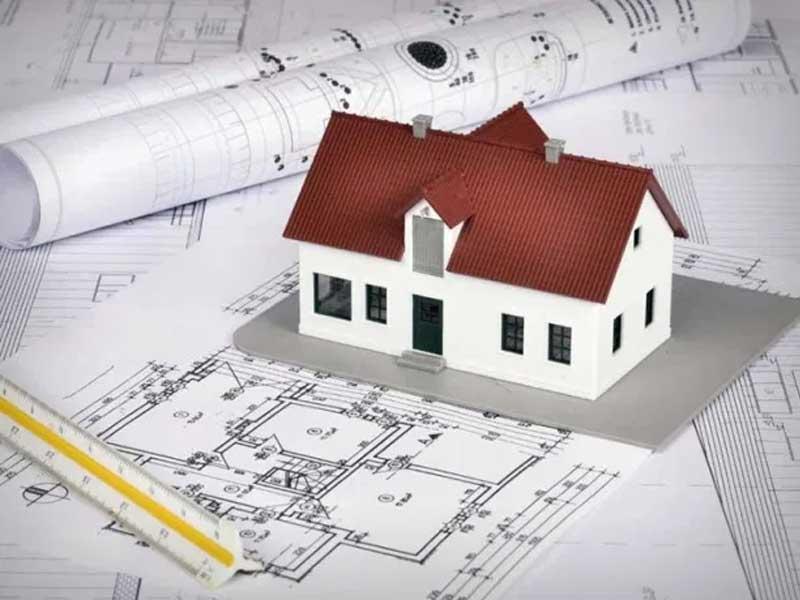 Quá trình chuẩn bị xây nhà