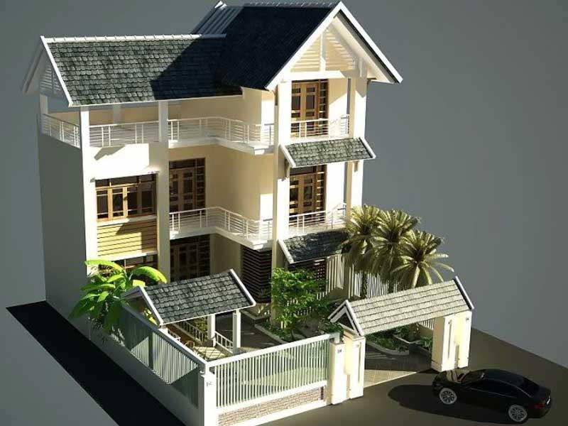 thiết kế nhà đẹp tại tp đà nẵng
