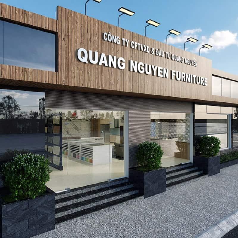 Công ty CP xây dựng & đầu tư Quang Nguyễn