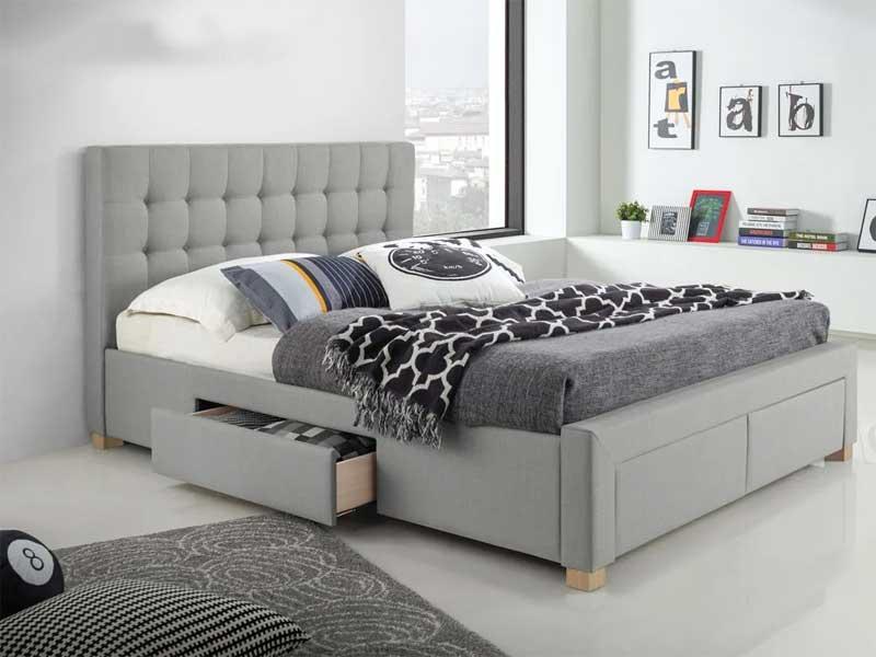Giường ngủ có hộc tủ