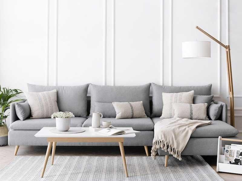Hướng đặt sofa và vị trí đặt thế nào là hợp phong thuỷ
