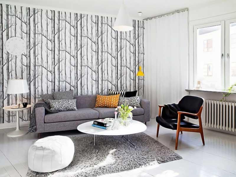 Màu sắc của nội thất sofa có phù hợp với thiết kế của căn phòng