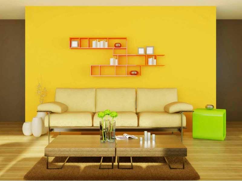 Lựa chọn màu sắc hướng nhà cho người mệnh Thổ