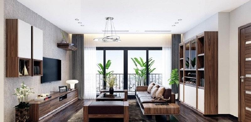 Nội thất cao cấp Đà Nẵng - Phòng khách