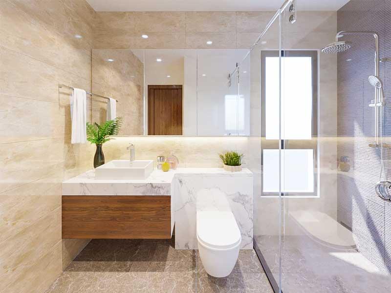 Xu hướng thiết kế phòng vệ sinh