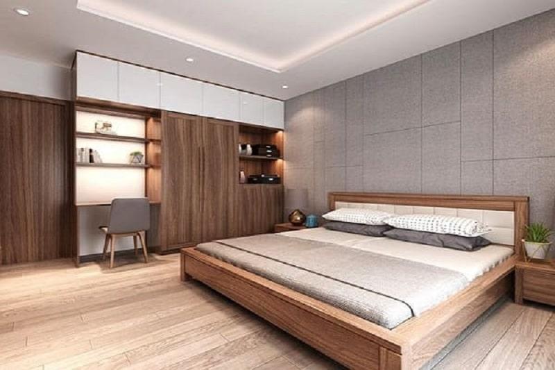 nội thất cần thiết trong phòng ngủ
