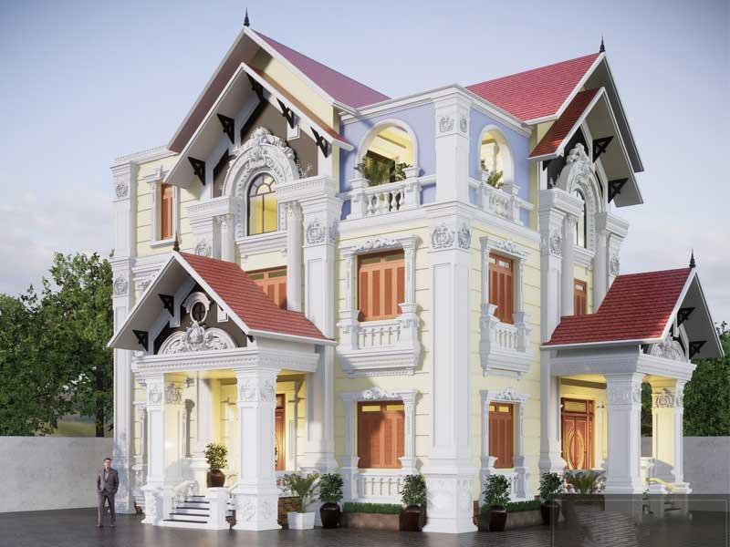 Thiết kế thi công nhà trọn gói Đà Nẵng