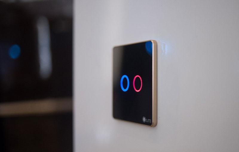 Sử dụng các thiết bị điện thông minh vào thiết kế nhà