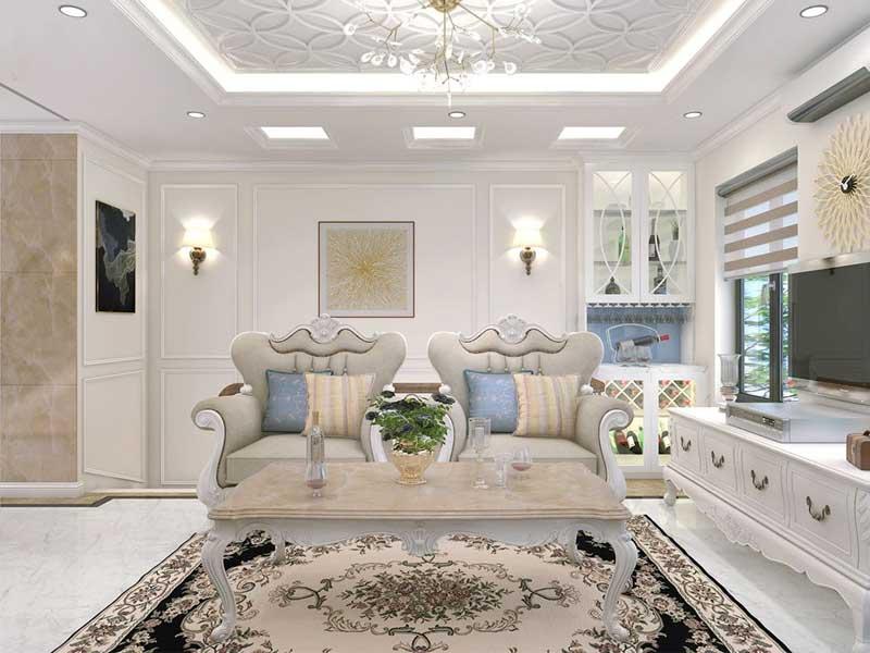 Các xu hướng thiết kế nội thất nhà phố phổ biến hiện nay