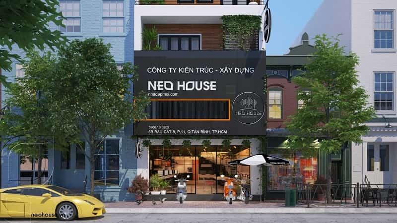 Công ty CP kiến trúc xây dựng Neohouse