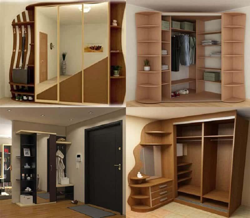 Tủ quần áo gỗ thông minh