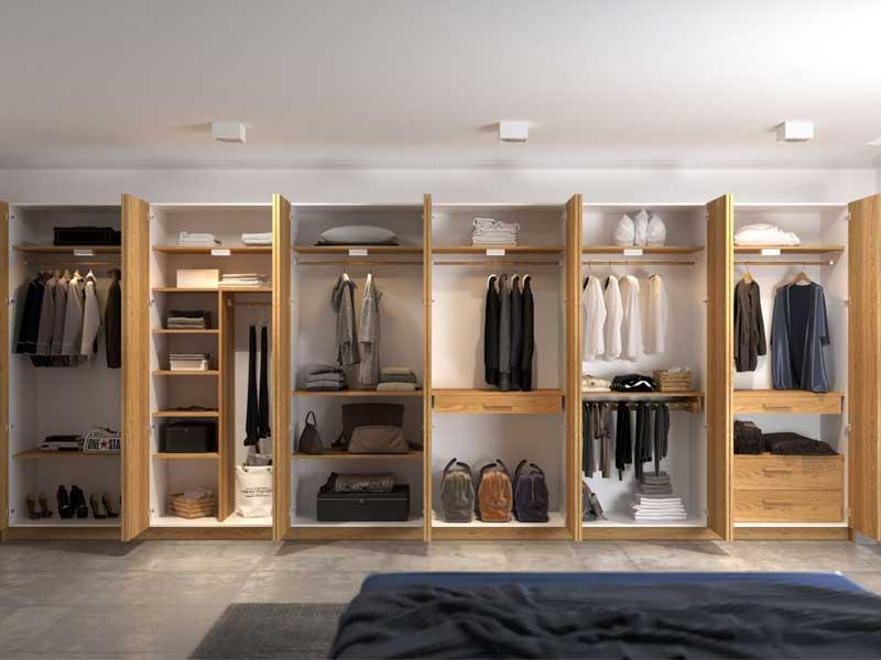 Tủ trang trí phòng ngủ