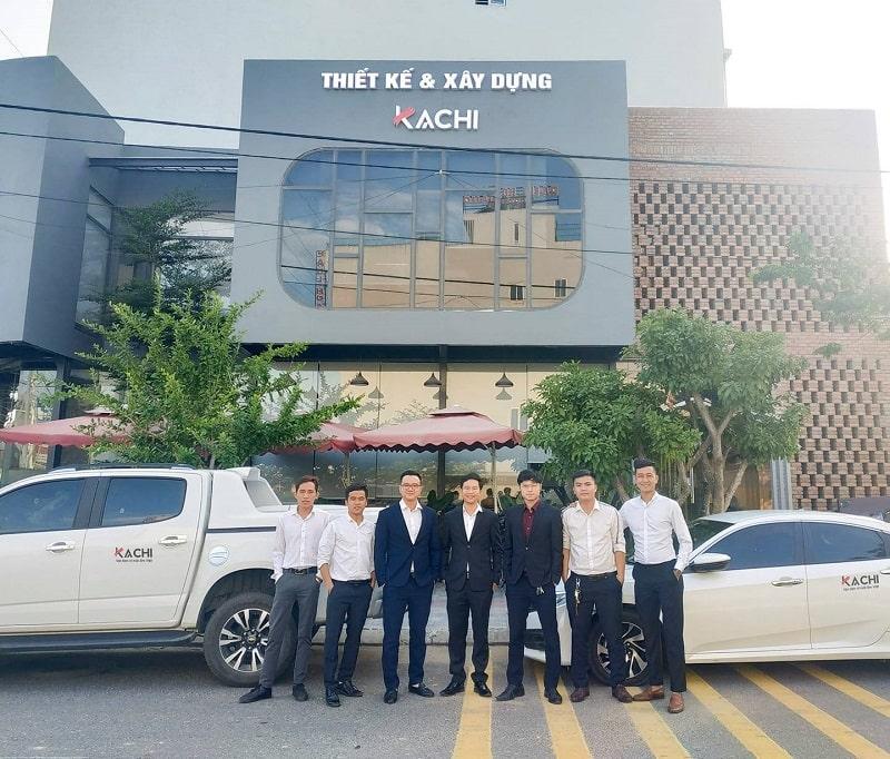 Công ty cổ phần kaichi