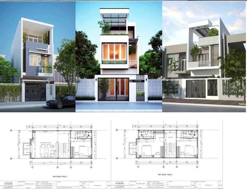 Đơn vị thiết kế xây nhà giá rẻ Đà Nẵng Tín Trường Thành
