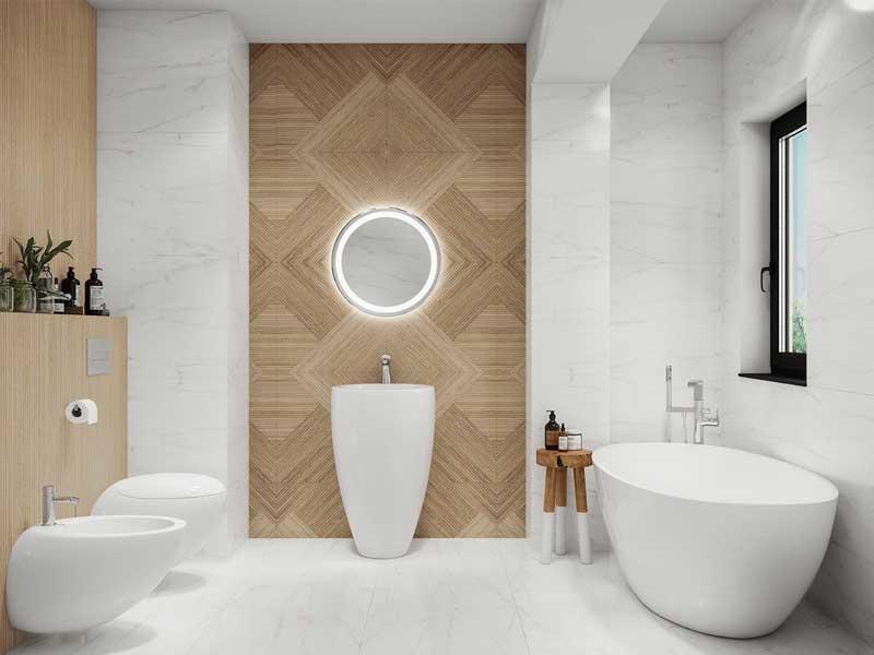 Xu hướng thiết kế phòng tắm Đà Nẵng