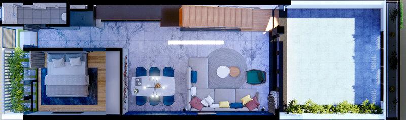 Cấu trúc căn nhà cấp 4