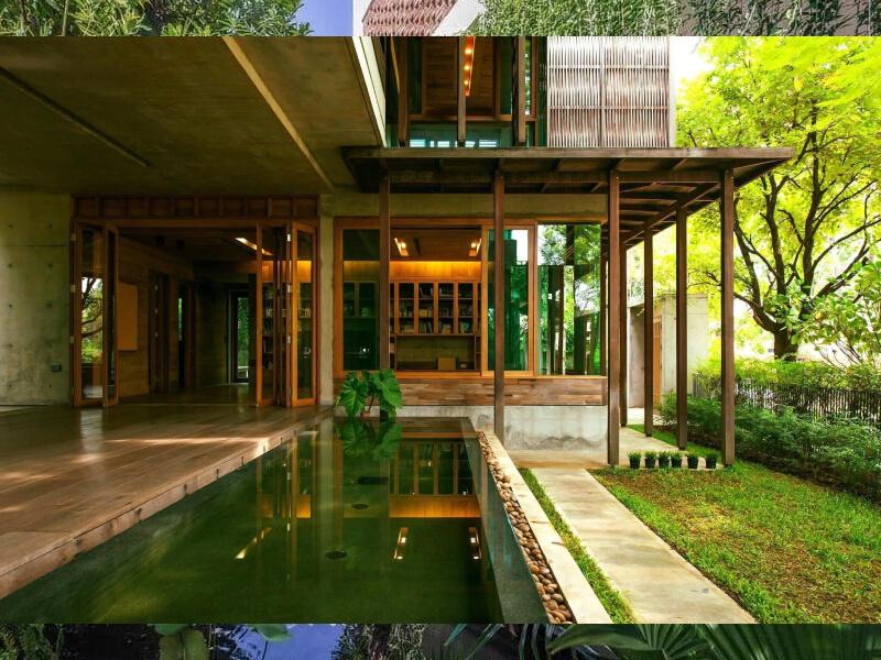 thiết kế nhà vườn trọn gói là gì