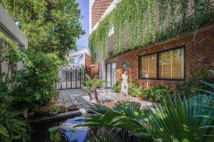 thiết kế nhà vườn trọn gói