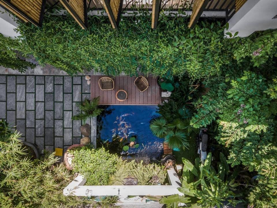 thiết kế nhà vườn ở Đà Nẵng