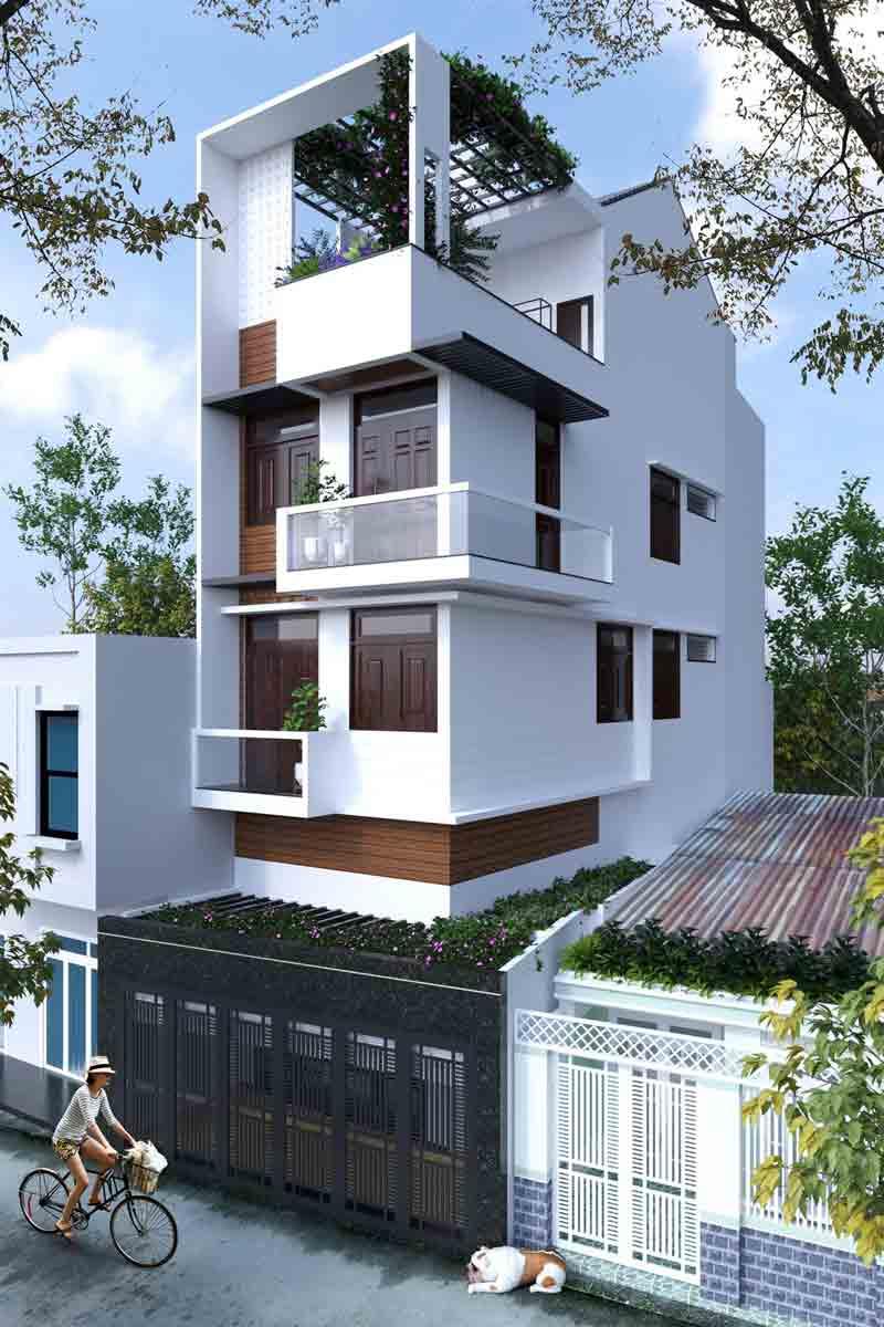 cải tạo nhà mặt phố Quảng Nam