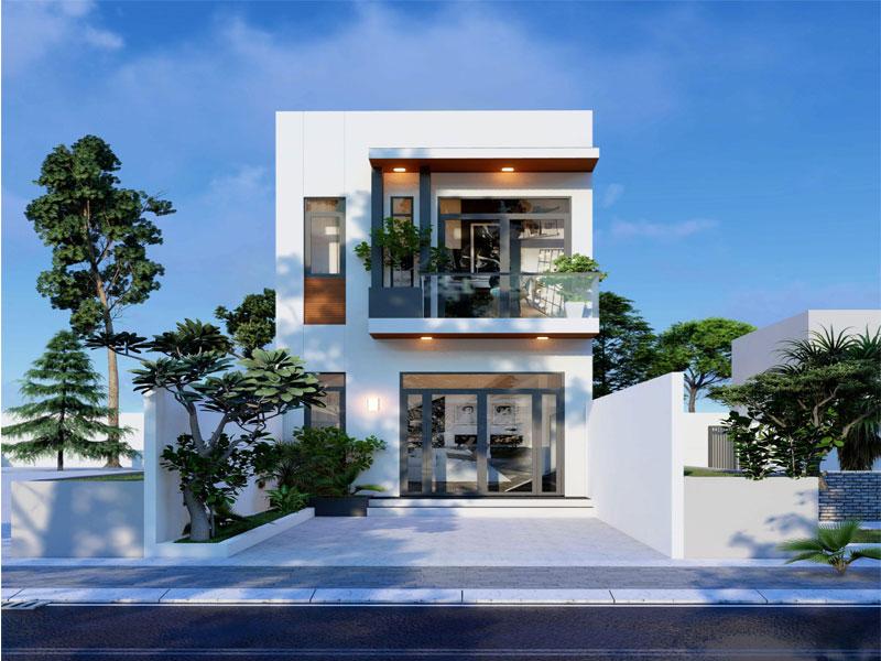 kiến trúc nhà phố