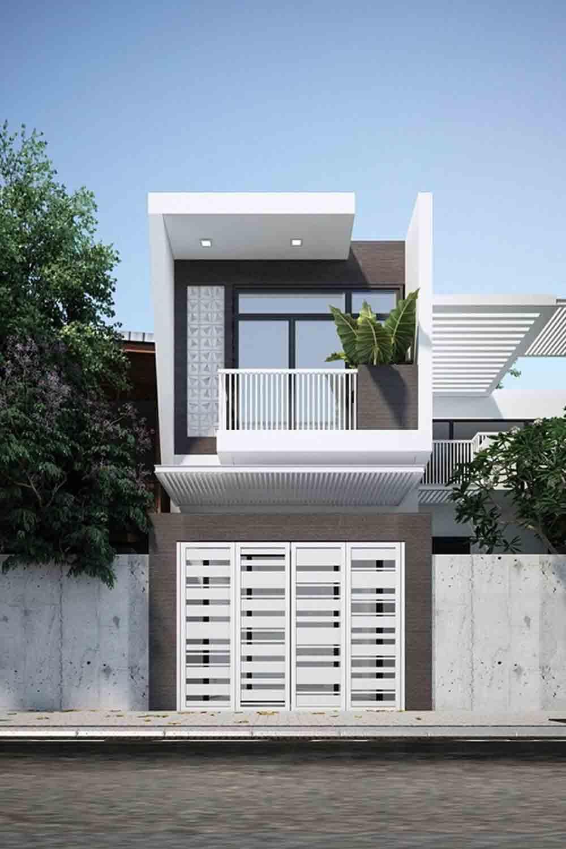 lý do bạn nên đầu tư vào thiết kế nhà mặt phố trọn gói