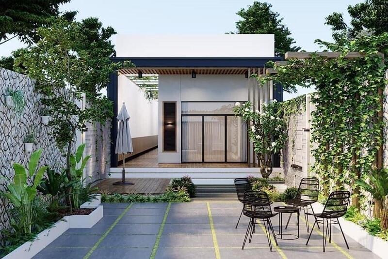 thiết kế nhà vườn Đà Nẵng