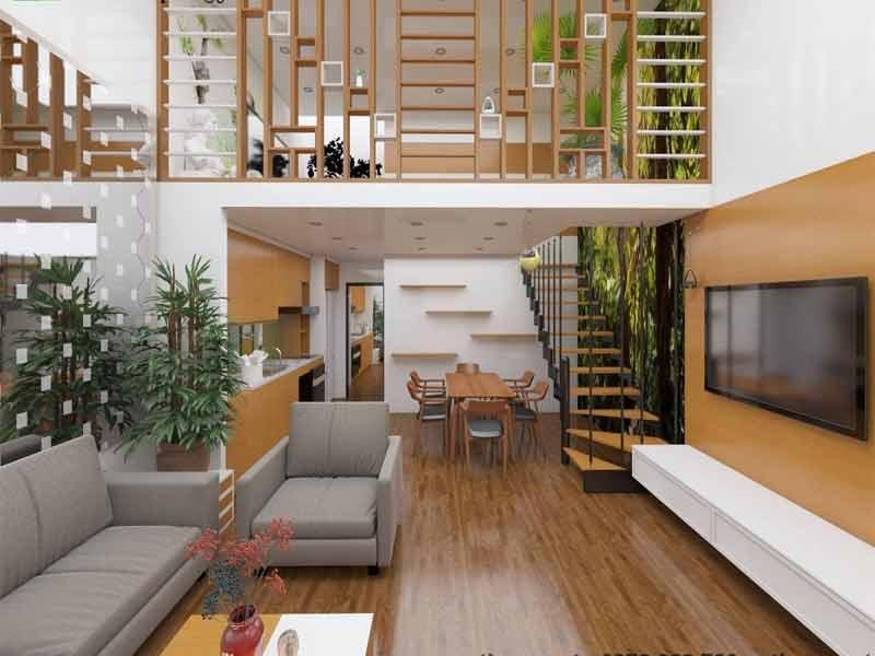 thiết kế nhà cấp 4 hiện đại