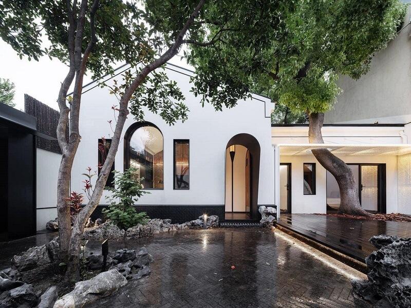 Thiết kế nhà vườn Quảng Nam