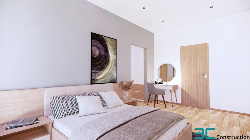 Phòng ngủ phong cách sang trọng