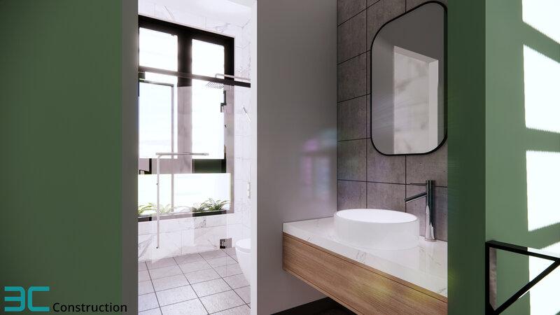 Thiết kế phòng vệ sinh tiện lợi