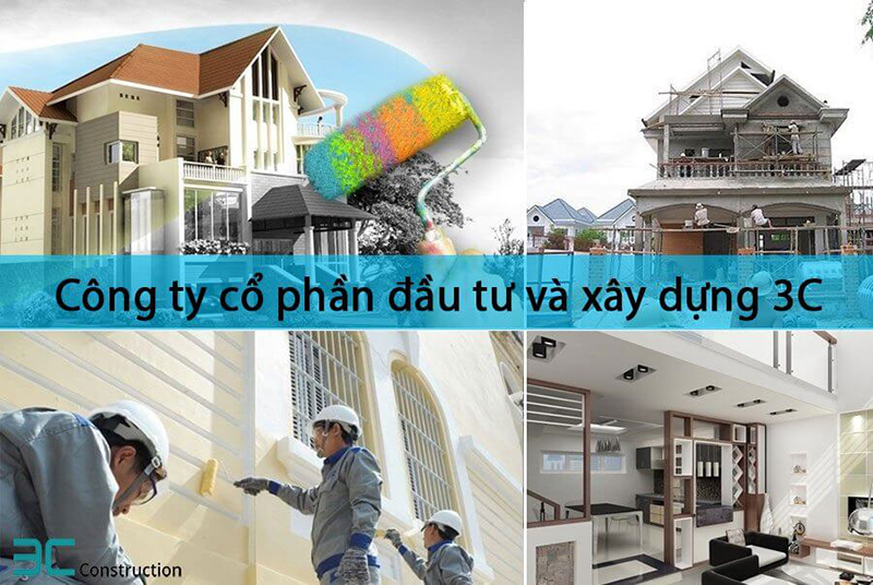3C Construction chuyên cải tạo nhà mặt phố