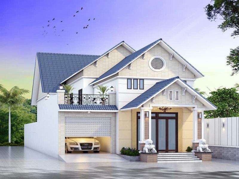 Thiết kế nhà cấp 4 Đà Nẵng