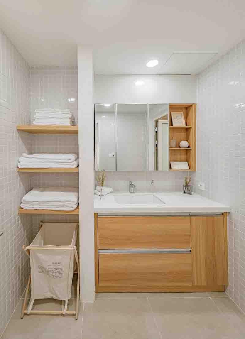 Phòng tắm nhà mặt phố Đà Nẵng