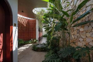 thiết kế nhà vườn giá rẻ 2021