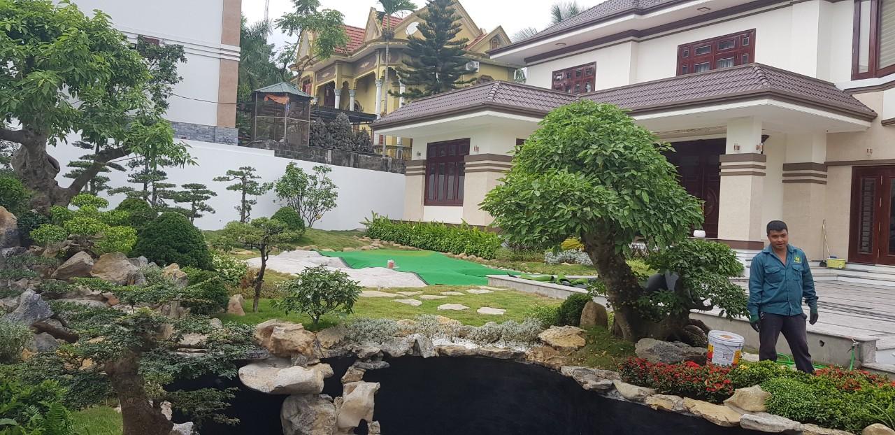 Thiết kế thi công nhà vườn Đà Nẵng
