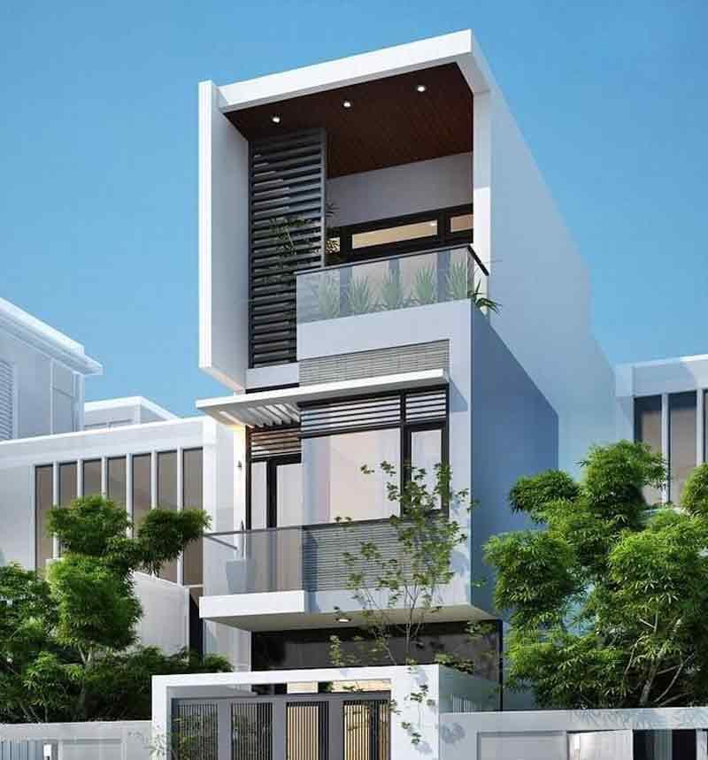 xây thêm tầng nhà phố