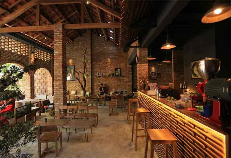 Báo giá thi công quán cà phê Đà Nẵng mới nhất
