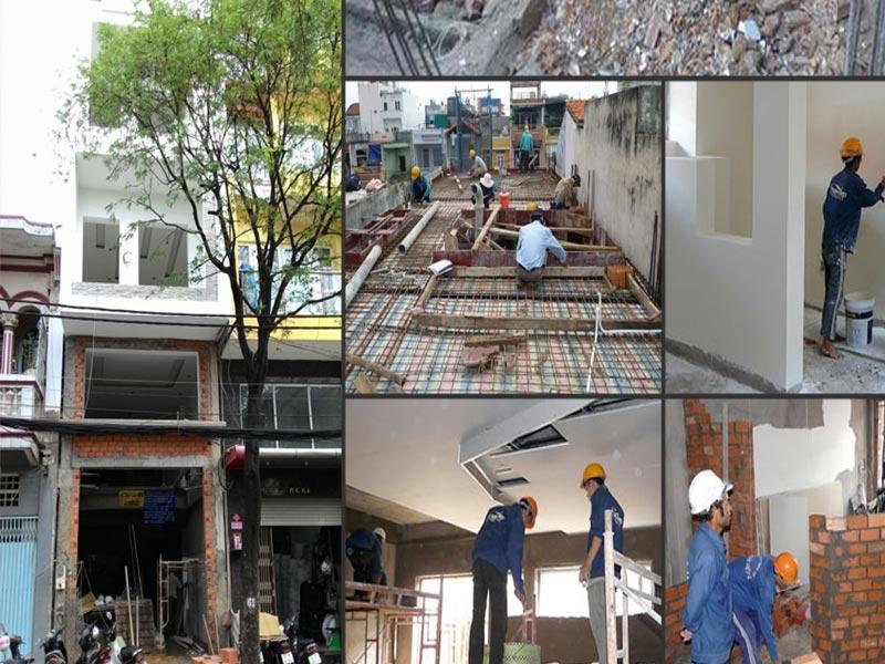 DỊch vụ cải tạo nhà mặt phố giá rẻ uy tín