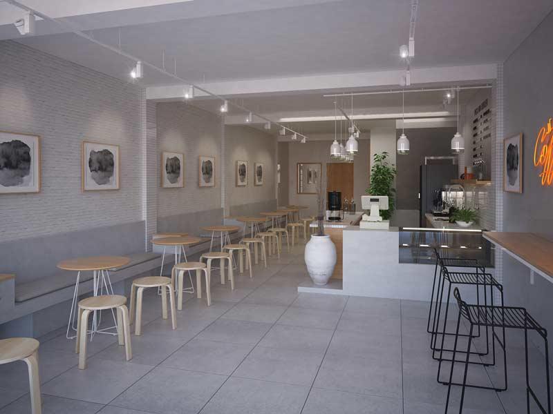 Lợi ích khi cải tạo quán cà phê trọn gói