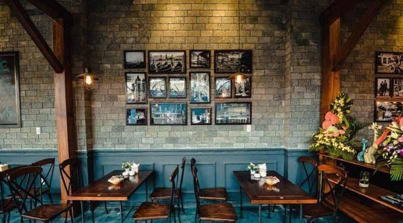 Lựa chọn phong cách nào trong báo giá thi công quán cà phê Đà Nẵng?