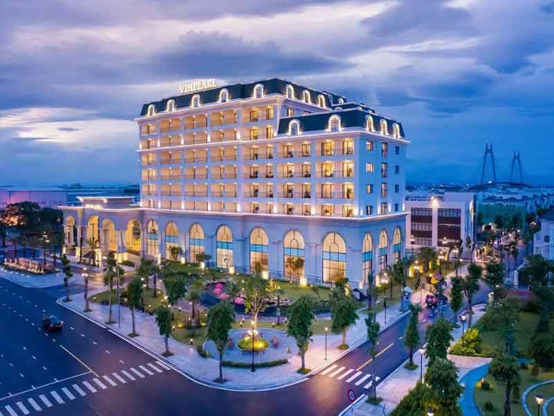 Thi công khách sạn Đà Nẵng