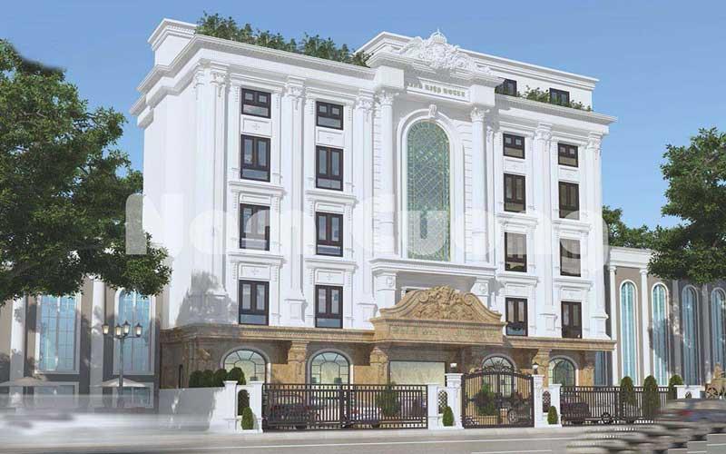 Báo giá cải tạo khách sạn giá rẻ