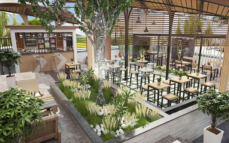 báo giá cải tạo quán cafe Đà Nẵng