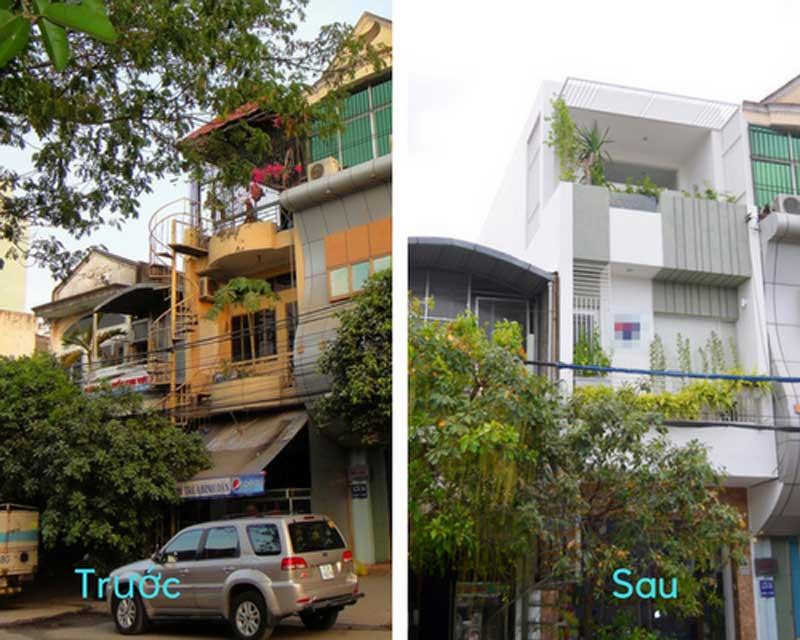 Báo giá cải tạo xây dựng Đà Nẵng
