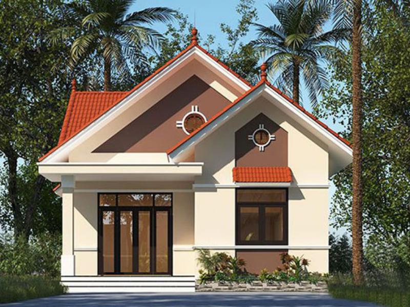 Báo giá thiết kế nhà cấp 4 Quảng Nam