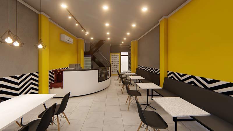Báo giá thiết kế quán cà phê giá rẻ 2021 1