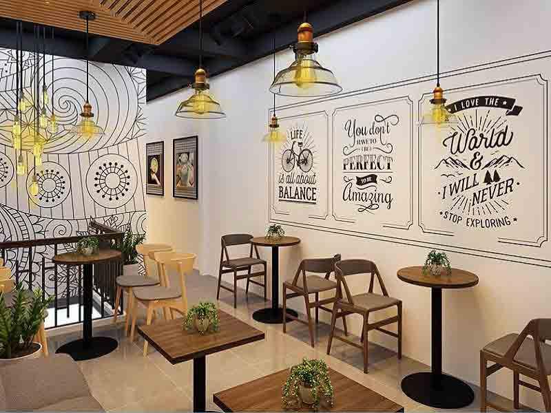 Báo giá thiết kế quán cà phê giá rẻ 2021 2