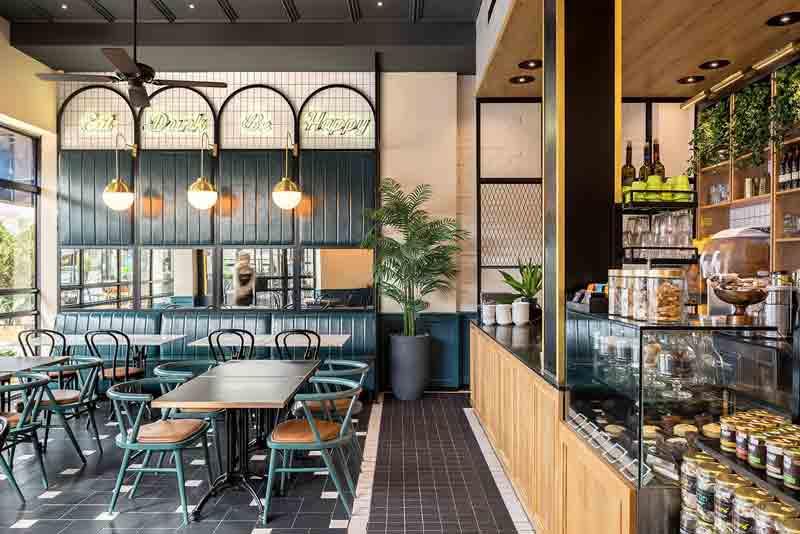 Báo giá thiết kế quán cà phê giá rẻ 2021